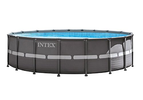 Intex 18ft X 52in Ultra Frame Pool Set with Sand Filter Pump