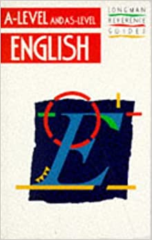 Book English (LONGMAN A AND AS-LEVEL REFERENCE GUIDES)