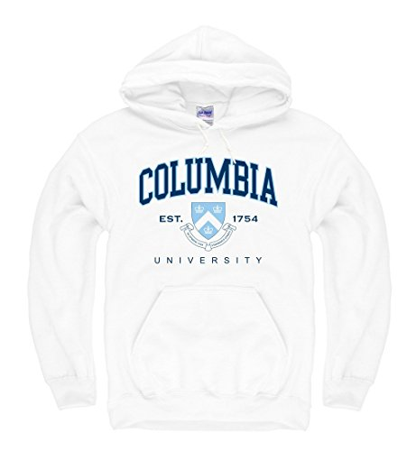 (Shop College Wear Columbia University Men's Hoodie)