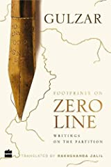 Footprints on Zero Line: Writings on the Partition Hardcover