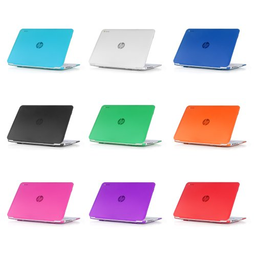 iPearl mCover Hard Shell New Laptop Case Cover for 14 HP Chromebook 14 G2 series