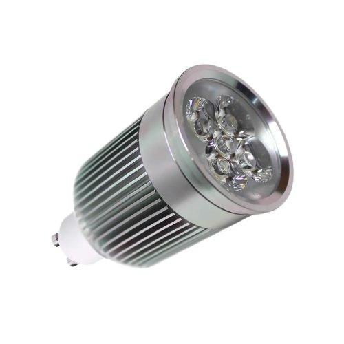 Ledbox LD1031046 - Bombilla LED, GU10, 6 W, color blanco frío: Amazon.es: Iluminación