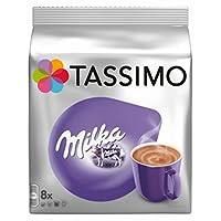 Tassimo Chocolat Chaud Milka 8 T-Disc - Pack de 5