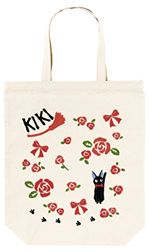 MARUSHIN (MARUSHIN) Kiki's Delivery Service Jiji and Roz Tote Bag 0520202300