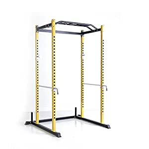 fit505 power rack w multi grip pull up. Black Bedroom Furniture Sets. Home Design Ideas