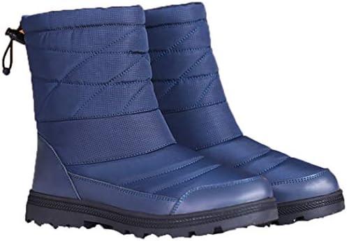 歩きやすい スキーブーツ おしゃれ メンズ 安定感 ハイキングキャンプ レインブーツ 秋冬 ショートブーツ ダウンブーツ スノーシューズ 裏起毛 防滑 大きいサイズ 歩きやすい 登山靴 スポーツ 雪靴