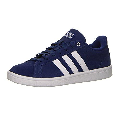 Adidas Cloudfoam Avantage Herren Baskets Blau