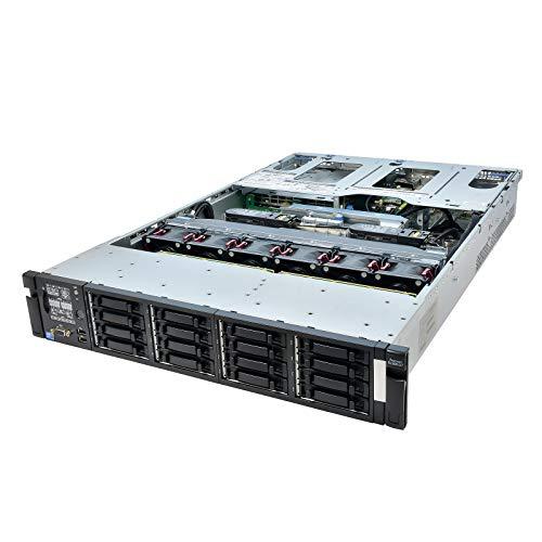 TechMikeNY ProLiant DL380 G7 Server 2X 2.93Ghz X5670 6C 64GB 1x 250GB High-End (Renewed)