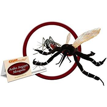 GIANTmicrobes Aedes Mosquito (Aedes aegypti) Plush Toy