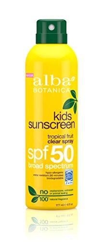 Alba Botanica Sunscreen Spray - 9