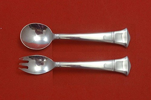 (Windham by Tiffany & Co. Sterling Silver Baby Childs Set 2pc 4 3/4