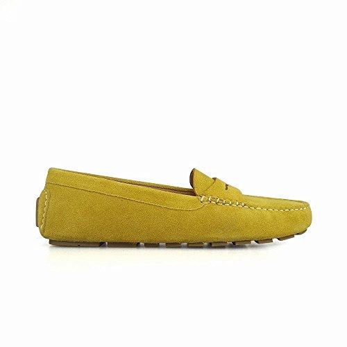 Pedal Planos Guisantes Zapatos Redonda Cabeza Casuales 40 Zapatos DHG Zapatos e UN un Perezoso Rwq0ZnF4