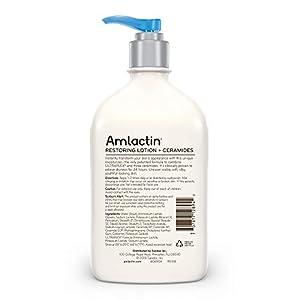 AmLactin Rapid Relief Restoring Lotion + Ceramides