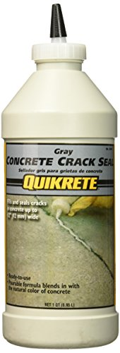 QUIKRETE Products : Quikrete Concrete Crack Seal Natural 1 Qt