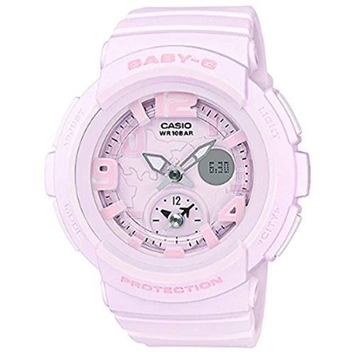 G-Shock Women's BGA-190BC Pink One (G-shock Mini Watch)