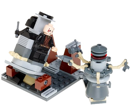 Galleon Lego Star Wars Darth Vader Transformation Set 7251