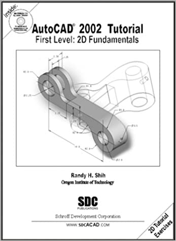 AutoCAD 2002 Tutorial: First Level: 2D Fundamentals: Jack