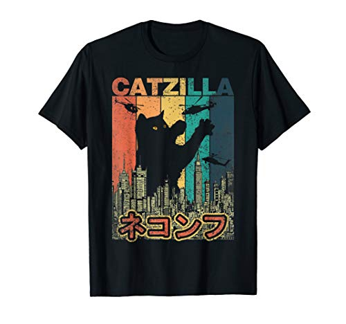 Vintage CATZILLA Japan - Kitty Cat lovers Halloween -