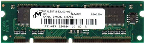 Cisco Approved MEM1700-64D - 64mb DRAM Memory for Cisco 1700 Series ()