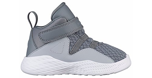 Boys' Jordan Formula 23 (TD) Shoe Cool Grey/Cool Grey/White/Wolf Grey - Jordans Kids Cool For