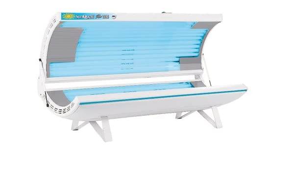 bed white strip Tanning