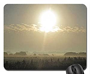 Early Mouse Pad, Mousepad (Sky Mouse Pad, 10.2 x 8.3 x 0.12 inches)
