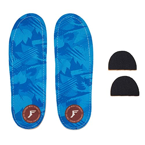 Footprint Insole Technology Low Profile Kingfoam Orthotic Insoles
