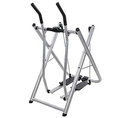 Indoor Gym Air Walker Glider Fitness Exercise Machine Workout Trainer Equipment
