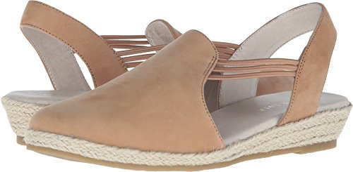 (David Tate Women's Nelly Tan Sandal 8 M)