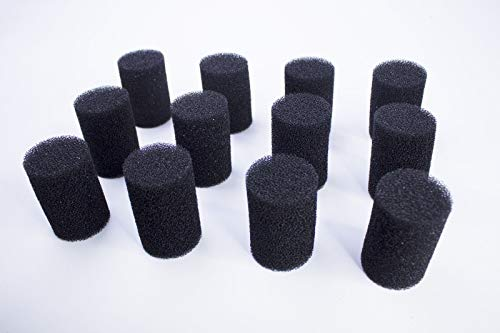 FidgetGear Generic Prefilter Sponge Foam Fit Most Aquariums ()