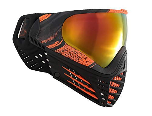 Virtue VIO Contour Thermal Paintball Goggles / Masks - Graphic Amber by Virtue Paintball
