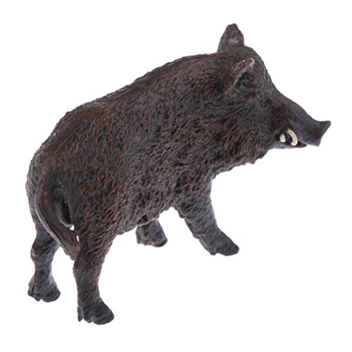 Baosity おもちゃ イノシシ 面白い コレクション 現実的 子供 動物モデル 知育