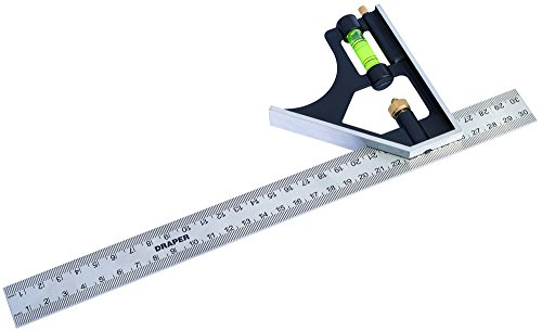(Draper 300mm Metric and Imperial Combination Square - 81139 )