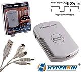 DDR Game Portable Power Multi Battery Pack for Nintendo DS Lite, Nintendo DS, Sony PSP
