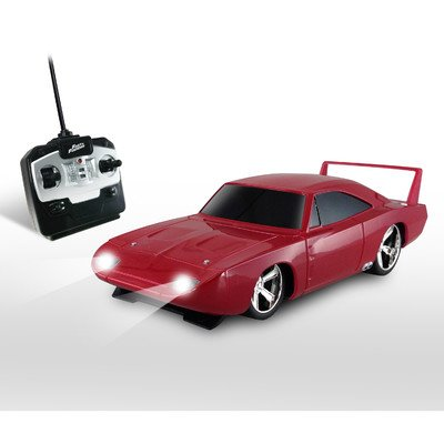 Fast & Furious- 1/24 69' Dodge Charger Daytona Radio Control Car (Fast And Furious Elite Off Road Rc Instructions)