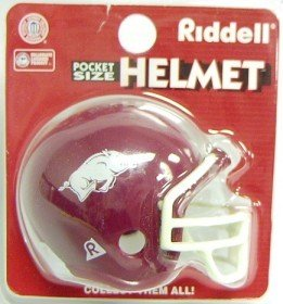 Arkansas Razorbacks Pocket Pro - Arkansas Razorbacks Mini Helmet