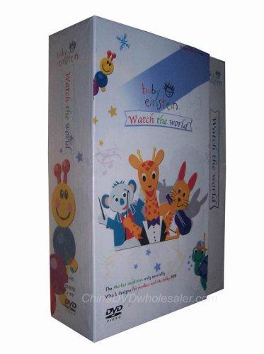 Baby Einstein Complete 19DVD+1CD(Music) Boxset special version