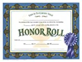 14 Pack HAYES SCHOOL PUBLISHING CERTIFICATES HONOR ROLL BLUE 30/PK
