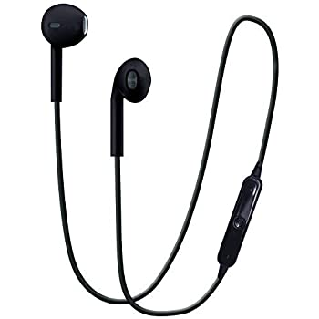 Hype Bluetooth Stereo In-Ear Earphones-Black