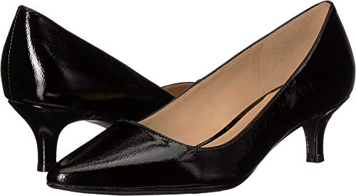 Naturalizer Women's Pippa Black Patent Leather 6.5 W US ()