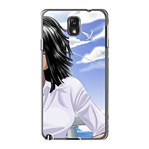 New Arrival Covers Cases With Nice Design For Galaxy Note 3- Enjoying The Sun Anime