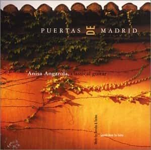 F.M. Torroba / J. Turina, classical guitar, Anisa Angarola