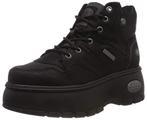 Negro Gerli By 100 43dr202 Zapatillas schwarz Eu Para Altas Dockers Mujer 41 0Oq577