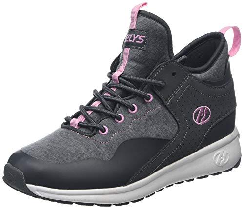 Gris light Charcoal Baskets Femme light charcoal Piper Pink Heelys Pink 1q8SZt0w