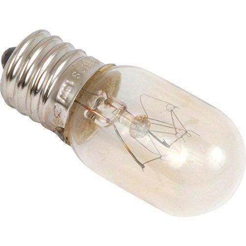 Bombilla Microondas lámpara 15 W E17 90lm: Amazon.es: Iluminación