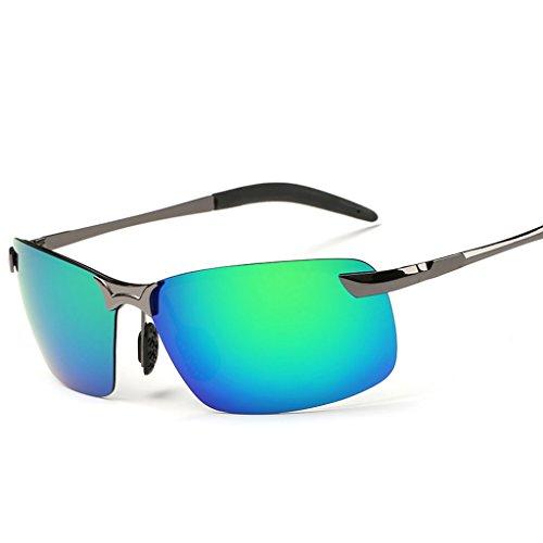 Colorful Sol Conducción Color A Gafas de Polarizer Driving Driver Gafas Gafas Hombres Sol de Gafas D de Sol Hipster SwY5aqZx