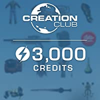 The Elder Scrolls V:  Creation Club Pack - 3000 - PS4 [Digital Code]