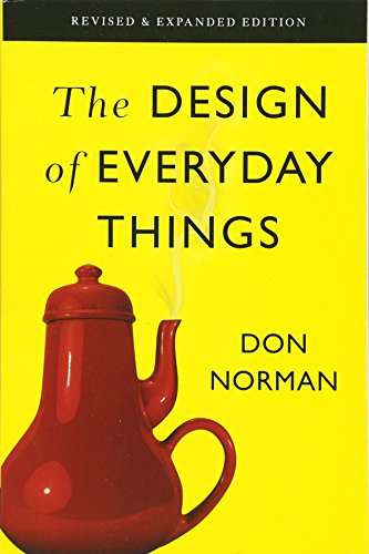Book cover from The Design of Everyday Things: Revised and Expanded Editionby Don Norman