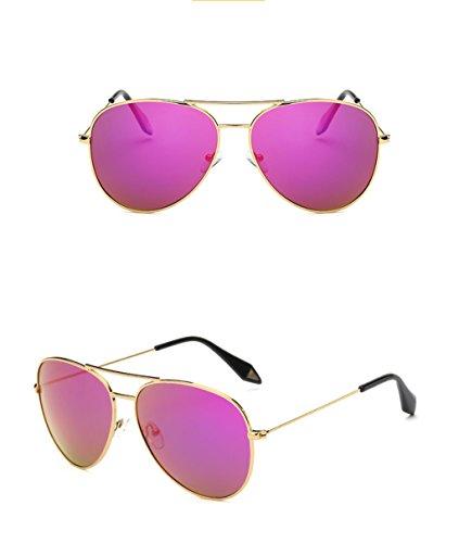 Gafas 1 Lente Marco Espejo X9 Gran Gafas polarizada Gafas sol de 7 de Película protecciónn Color Vintage amp;Gafas amp; personalidad de nqISfn