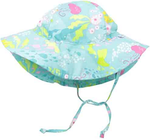 i play. Baby & Toddler Girls' Brim Sun Protection Hat
